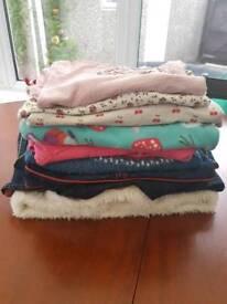 Girls autumn winter bundle from Next size 4-5 yo