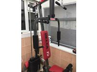 Delta fit multi gym weights machine Orion Supa plus