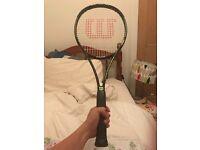 New Wilson Blade 98 2015 series grip size 4 3/8