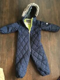 Next all in one waterproof coat - 2-3 years