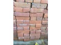 Ibstock red ashdown bricks
