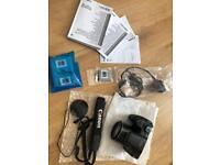 Canon PowerShot SX540 HS Bridge Camera -Black