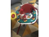 Baby Bud Booster Seat with Detachable Tray