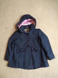 Girls coat 2-3 years