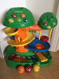 Vtech and Thomas toddler toys.