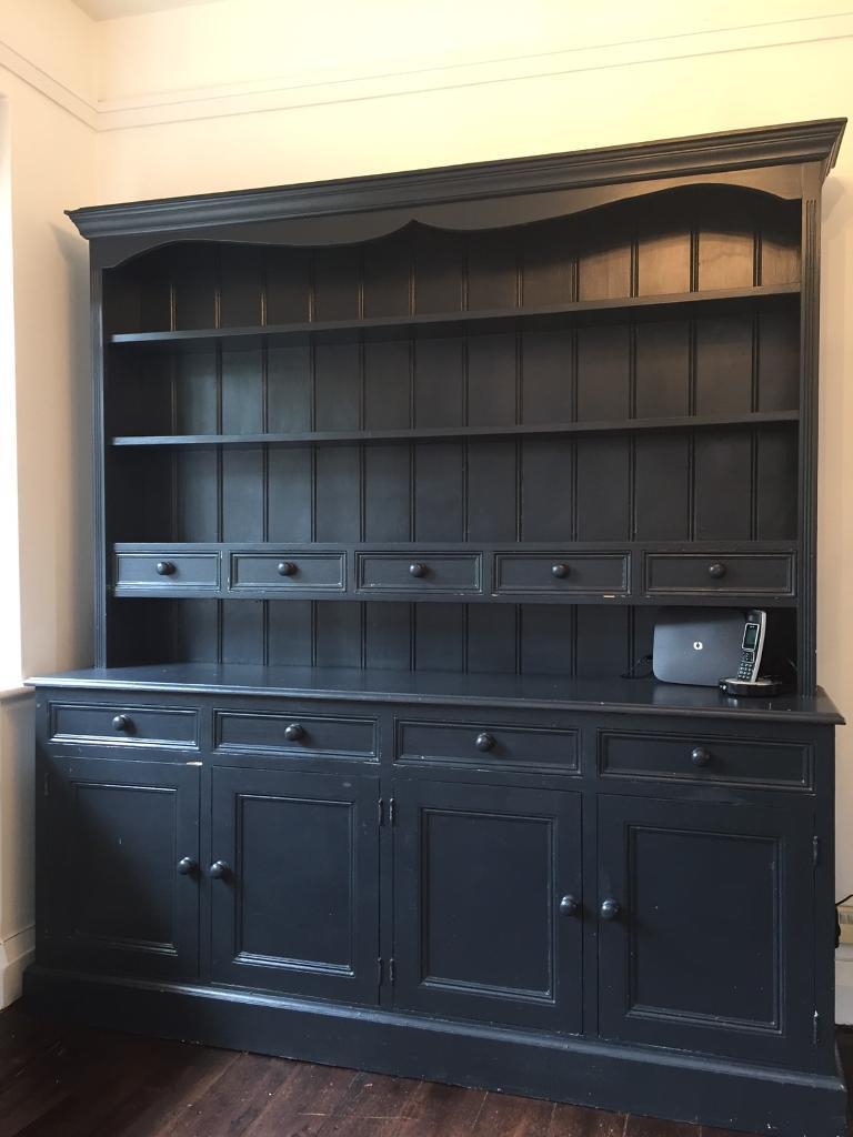 Wooden Dresser painted in Farrow amp Ball Railings in  : 86 from www.gumtree.com size 768 x 1024 jpeg 64kB