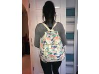 New Look Palm Tree Backpack