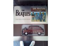 2x Beatles collectors item..car&t shirt