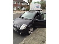 CITREON C2 VTS 1.6lte SPORT 70k MILES, DRIVES PERFECT NOT VAUXHALL, FORD, FIAT, CORSA