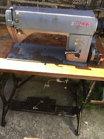 Singer industrial sewing machine for sale Spairs and repires