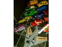 Vintage Hotwheels & Matchbox Cars