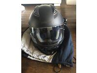 Men's Schuberth SR1 Motorcycle Helmet