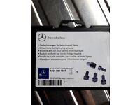 Mercedes Benz Locking wheel nuts