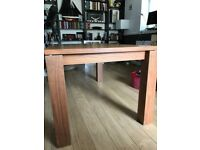 Dining table in good condition, 1500mm L x 900mm W x 800mm H.