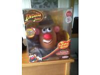Mr Potato head Taters of the lost ark