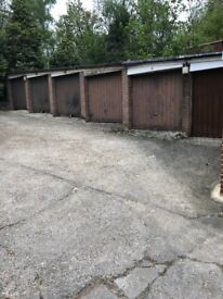 2 Luck-up Garages to rent in the residential part of Crouch End and and Highgate. 24 Hours access