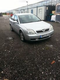 Vauxhall Vectra Dti 2.0 Diesel Very realiable car, good runner.
