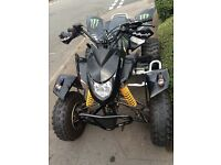 Quadzilla 300 xlc (Road Legal Quad)