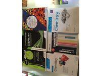 SQA National 5 Chemistry Revision Books