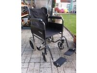 Collapsible Wheelchair by ROMA Medical - Good condition
