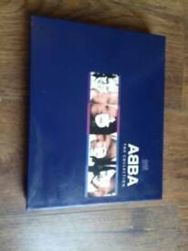 ABBA THE COLLECTION 3 CDS & VIDEO