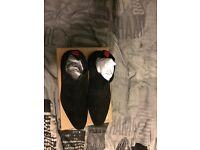 Asos black suede chelsea boots uk 11