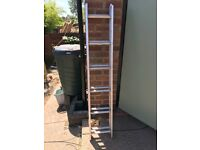 Loft ladders for sale, extendable to 2.95m