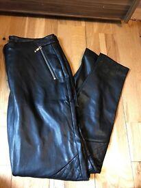 Zara trousers size m