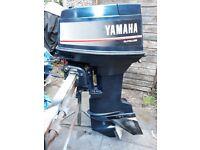 YAMAHA 40HP OUTBOARD ENGINE LONGSHAFT 2STROKE