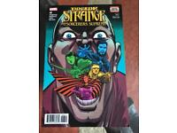 Doctor strange marvel Comic 2017