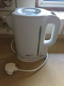 swan cordless kettle good condition and perfect working