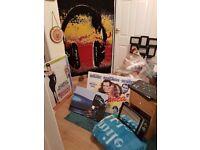 Loads of collectables .retro and memorabilia