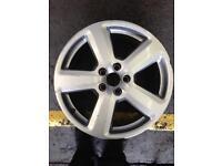 Audi rs6 alloy wheel