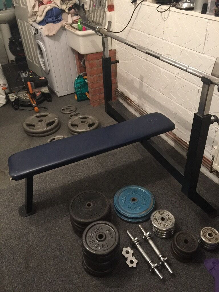 Olympic Bench Press Olympic Weights Barbells Dumb Bells In Birmingham West Midlands Gumtree