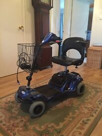 2nd hand mobility scooter