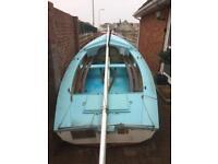 Boat Sailing dingy,wayfarer, boat