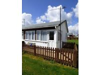 2 Bed Semi Detached Chalet Holiday home for sale South Shore Holiday Village near Bridlington (1334)