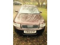 Audi A4 1.9 Diesel for spares or repairs