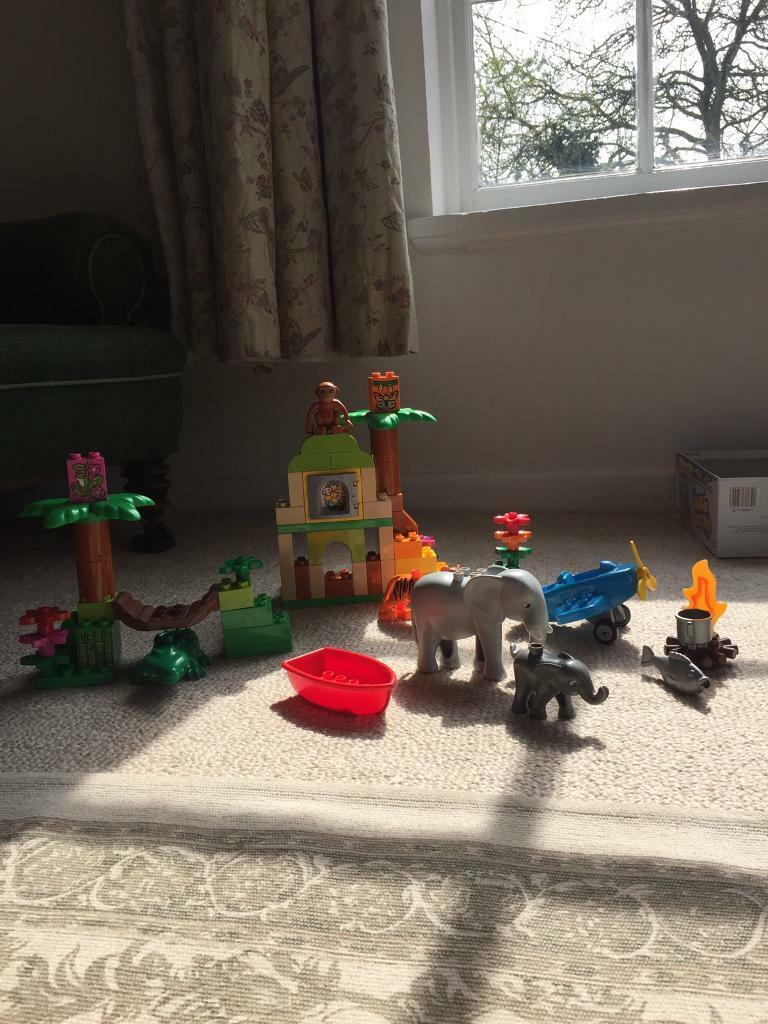 Lego Duplo Around The World Jungle Set In Wallingford Oxfordshire