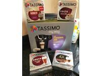 Tassimo my way coffee machine.