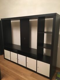 TV Cabinet, Bookcase and Coffee Table for sale