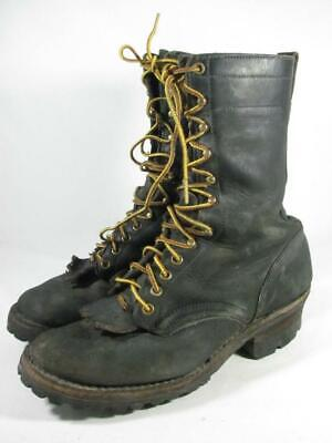 Hathorn Logger Work Boot Men size 9 C