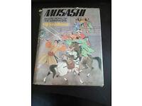 For Sale - Book - Musashi: An Epic Novel Of The Samurai Era by Eiji Yoshikawa