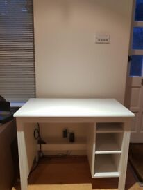 White Ikea Desk
