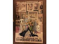 League of Extraordinary Gentleman Graphic Novels/Comics