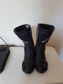 Spada waterproof motorbike motorcycle boots