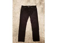 Black jeans - Waist 34 / Leg 30