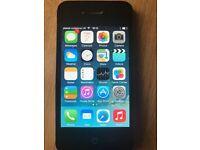 Apple iPhone 4S Black on Vodafone
