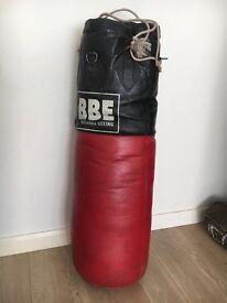BBE Punch bag super impact