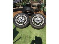 ford alloy wheels 195/60/r15